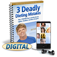 3 Deadly Dieting Mistakes Audio