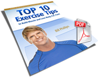 My Top 10 Exercise Tips